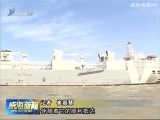 全国首批海运澳大利亚屠宰肉牛抵达威海