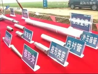 山东莱阳—昆嵛500千伏线路工程开工仪式举行