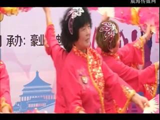 祝福祖国--西涝台舞蹈队