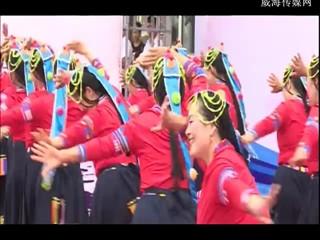 圣舞吉祥--蒿泊大妈舞蹈队