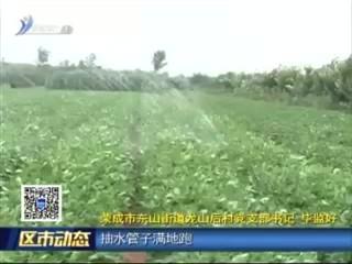 荣成:推进小农水工程建设 节水又增效