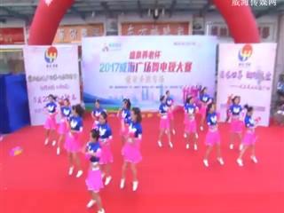 舞动青春--魅力青春舞蹈队
