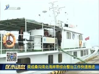 荣成市桑沟湾北海岸带综合整治工作快速推进