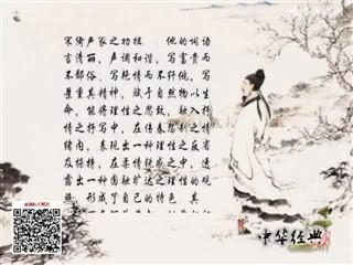 0905中华经典-诗词赏析-浣溪沙·一曲新词酒一杯