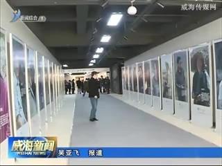 本土画家作品邀请展暨中国油画小镇国际博览交易中心启用仪式举行