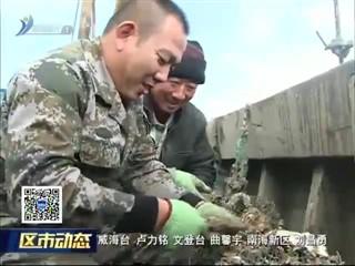"""南海新区金滩牡蛎合作社获评""""全国休闲渔业示范基地"""""""