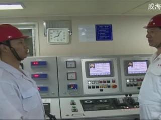 2017海大客运消防演练