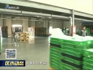 文登区宋村镇:打造健康食品小镇惠及民生