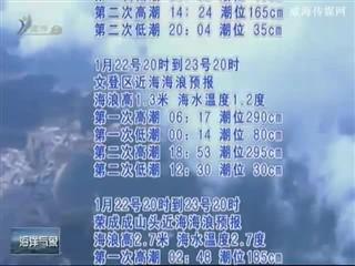 海洋气象  2018-1-22