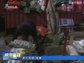 """大雪降温""""三九天""""  保障充分暖意浓 我市蔬菜价格平稳  供应充足"""