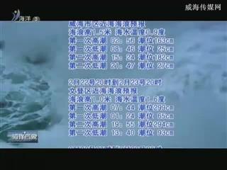 海洋气象  2018-2-22