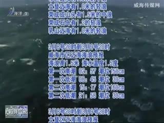 海洋气象 2018-3-8
