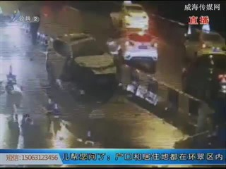 """重庆:轿车腾空翻转三周 危险系数得""""满分"""""""