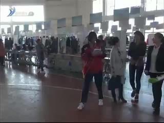 威海职业学院2018校园双选会启动