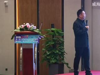 10中国电影广电宣传联盟主席高勇和英田影视董事长姜英田为大家讲述了中国电影广电宣传联盟项目