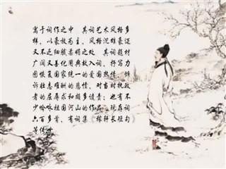 0606中华经典-诗词赏析-贺新郎·赋琵琶
