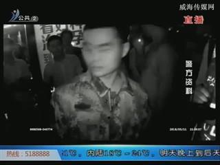 """男子酒驾摩托车被抓 秒变""""外国人""""令人捧腹!"""