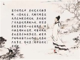 0521中华经典-诗词赏析-贺新郎·赋琵琶