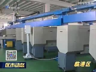 临港区调研苘山镇工业三年倍增计划 招商引资等工作