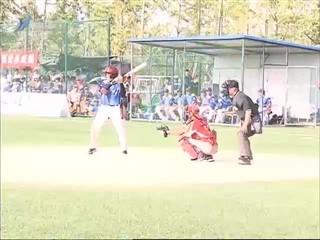 2018年全国青少年棒球锦标赛在临港区闭幕