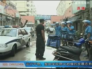 一外地男子盗窃外卖配送箱30多次被刑拘
