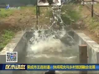 荣成市王连街道:休闲观光与乡村旅游融合发展