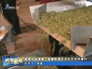 绿城台依湖第六届国际酒庄文化艺术节举行