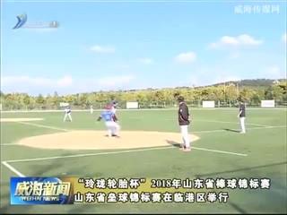 """""""玲珑轮胎杯""""2018年山东省棒球锦标赛 山东省垒球锦标赛在临港区举行"""