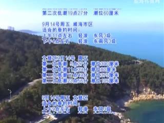 海洋气象 2018-09-13(19:24:50-19:30:00)