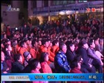 竹岛街道办文笔峰集团举行文艺晚会庆祝九九重阳节