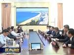中国工商银行山东省分行来高区开展战略对接
