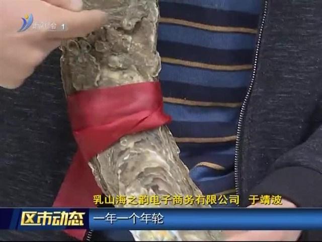 第四届乳山(国际)牡蛎文化节精彩上演