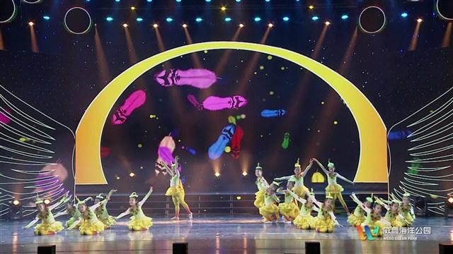 花开新时代 2019年威海市少儿春节联欢晚会(一)