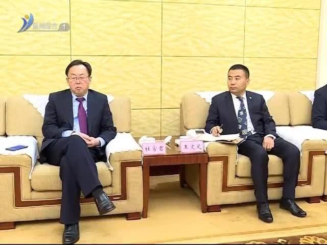 张宏伟与出席省科协九大威海代表座谈时指出履职尽责展示形象  狠抓落实推动工作