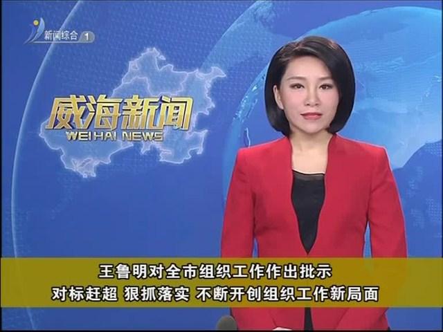王鲁明对全市组织工作作出批示