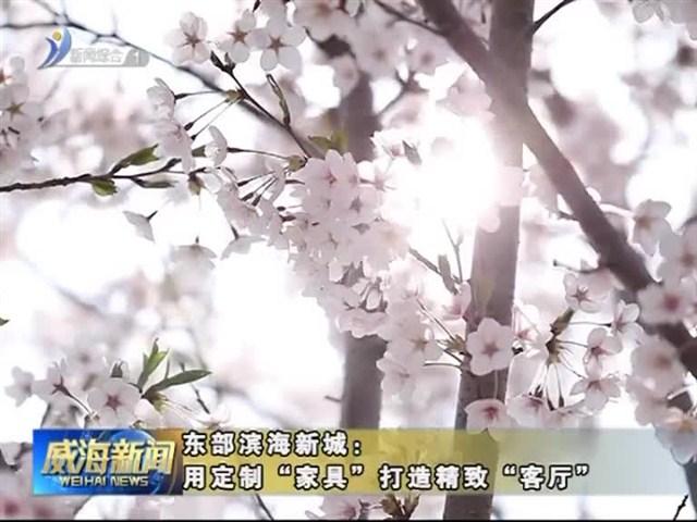 """东部滨海新城:用定置""""家具""""打造精致""""客厅"""""""